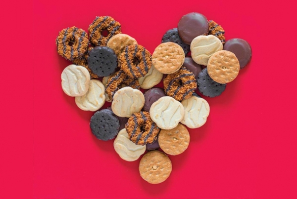 girl scout cookies are almost gone here s how to get