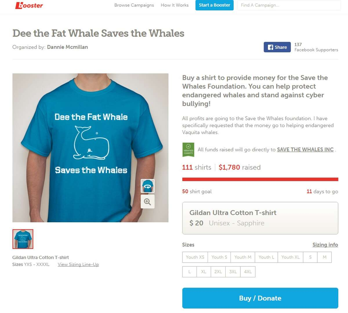 """A Central Texas teen beat bullies who called her a """"fat whale"""" at their own game by using their platform to save actual whales."""