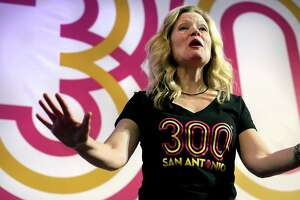 Asia Ciaravino, chief operating officer of the San Antonio Tricentennial Commission, quit after 18 months of promoting the yearlong celebration in 2018.
