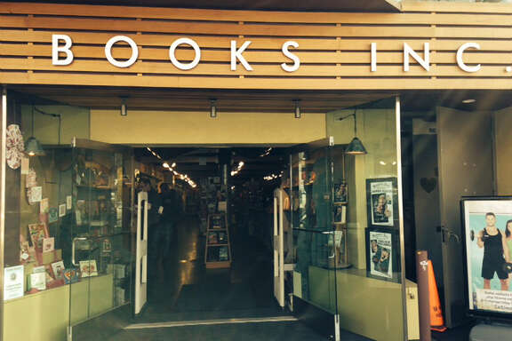 Books Inc. has been in the Castro since 1995.