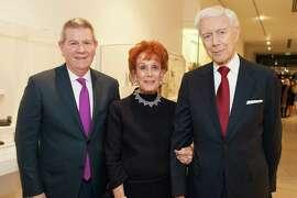 Robert Benefield, Phoebe Cowles, Robert Girard