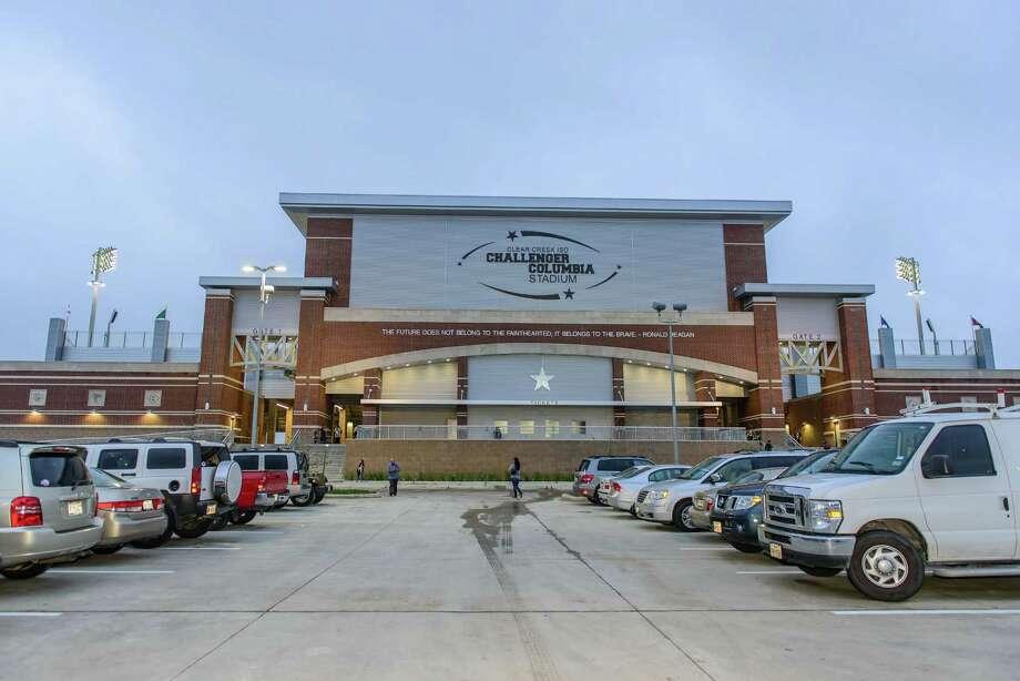 New Stadium Honors Fallen Nasa Heroes Houston Chronicle