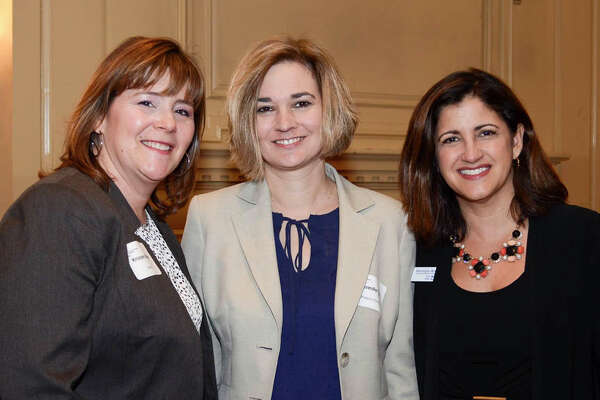 Were you Seen at the panel discussion, Still Blinded by the Blind Spot, presented by the Women's Business Council and held at The Desmond in Colonie on Tuesday, March 15, 2016?