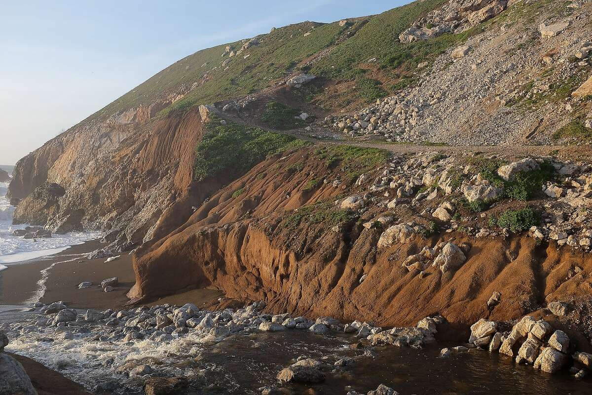 FILE: Pacifica's beaches are off-limits to vehicle traffic and parking this holiday weekend.