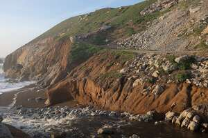 Pacifica's shifting sands