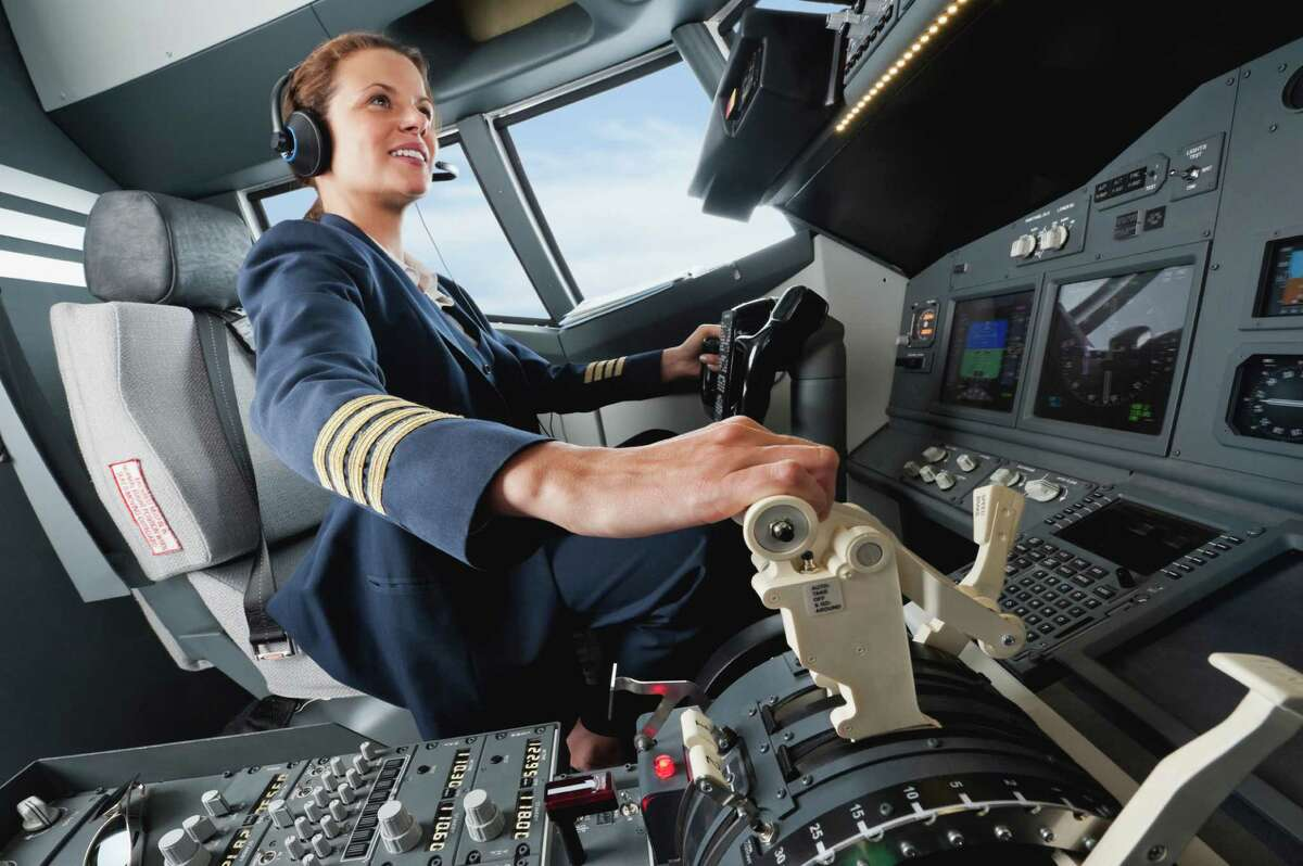 20. Aircraft Pilots and Flight Engineers Median salary:$99,152 Percentage of women in occupational group:4.2