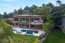 Belvedere's 3 North Point Circle is listed at $5.395 million.�
