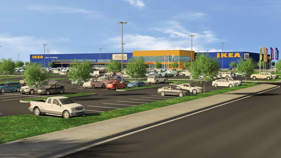 A Mockup Of The IKEA Location Coming To Dublin, California, Which Should  Open In