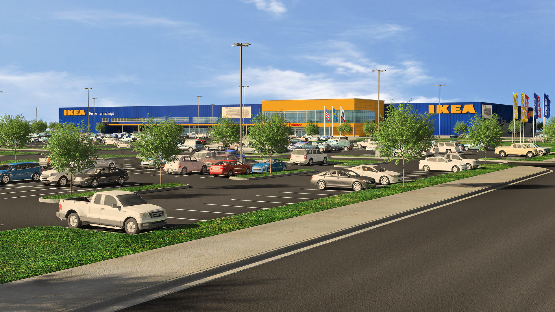Attrayant UPDATE: IKEA Battle In E. Bay City Continues; City Council ...
