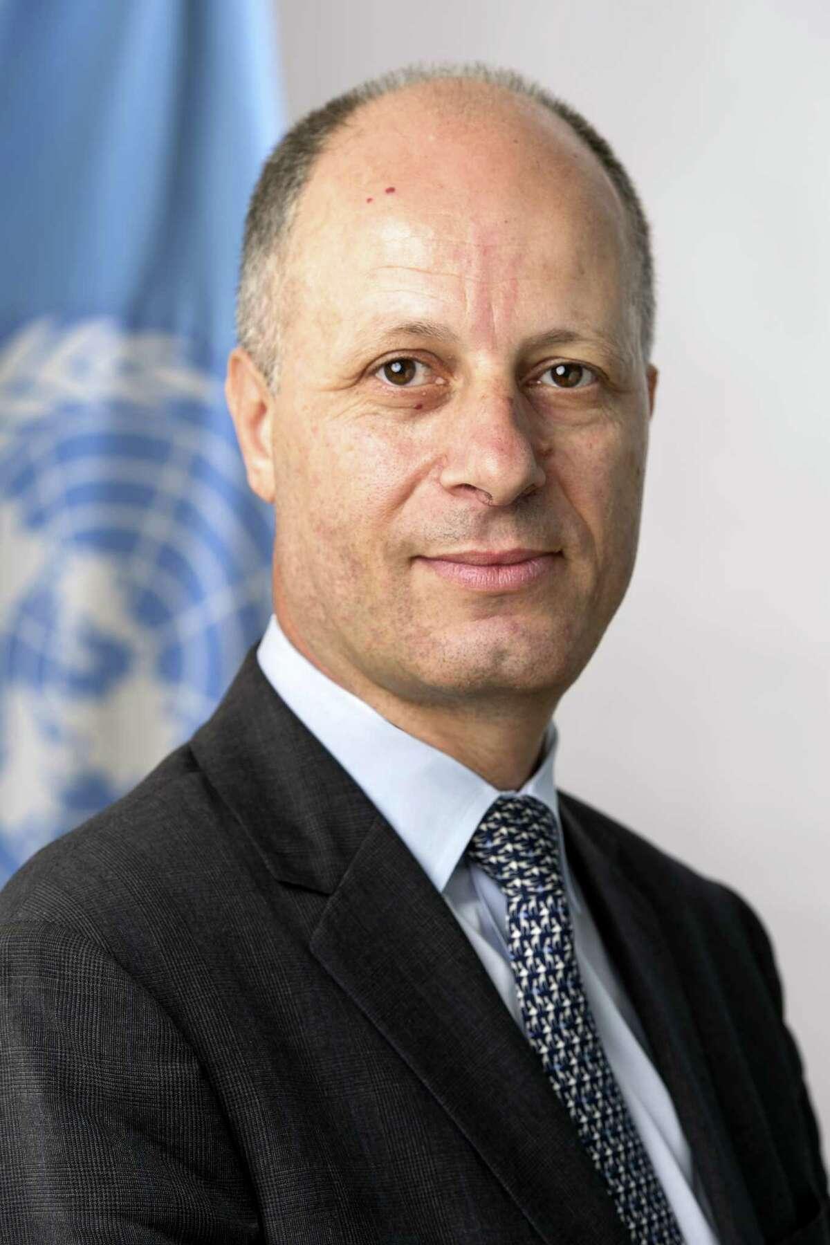 Maher Nasser. (United Nations)