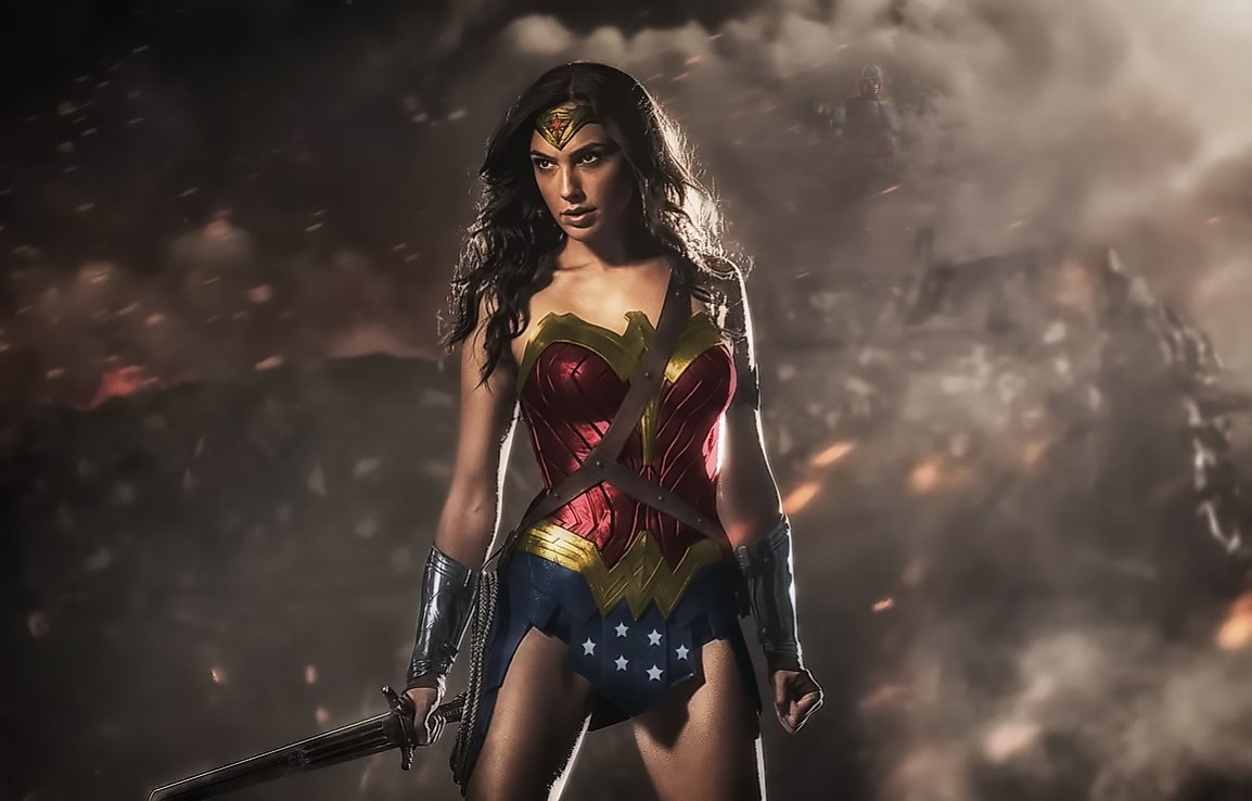July 4 was fogged in, and 'Wonder Woman' was a bust - Expres