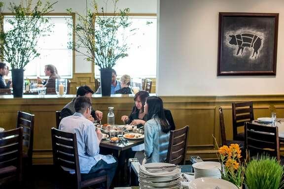 Redd Wood North Bay Restaurant San Francisco
