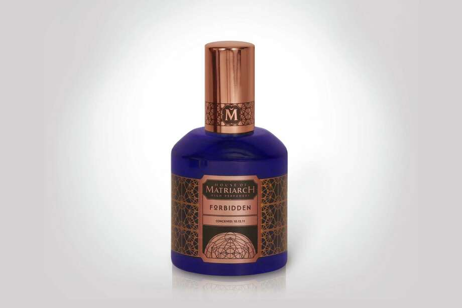 The scents from House of Matriarch are complex, layered, more earthy and definitely different from what you smell on most people. Photo: Courtesy Photo