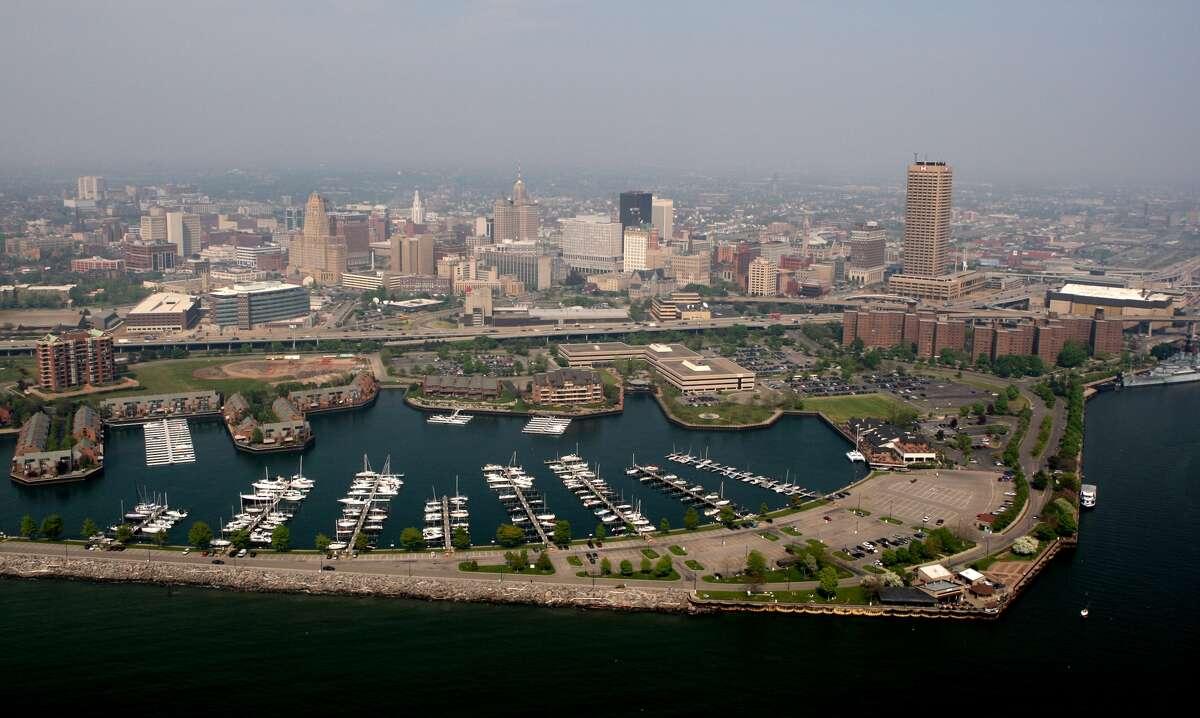 9. Buffalo, N.Y.