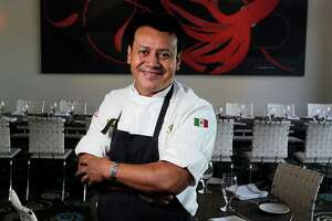 Caracol restaurant chef/owner Hugo Ortega
