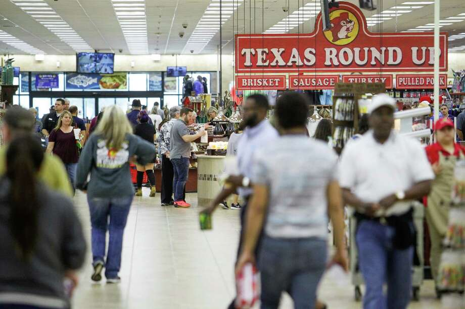 PHOTOS: Texas' Guinness Book of World Records holdersThe Buc-ee's coming to Katy will have a large, 225-foot car wash on site in addition to all of the usual Buc-ee's bells and whistles. It even be a world-record holder eventually.Click through to see other people, places, and things in Texas that are in the Guinness Book of World Records...  Photo: Michael Ciaglo Michael Ciaglo, Staff / © 2016  Houston Chronicle