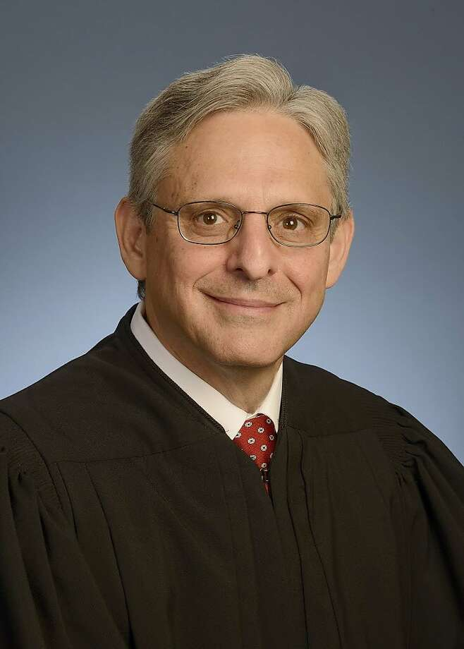 An undated handout photo of Chief Judge Merrick Garland of the U.S. Court of Appeals for the D.C. Circuit. President Barack Obama has nominate Garland as the nation's 113th justice. Photo: U.S. COURT OF APPEALS, NYT