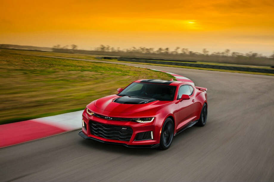 Chevrolet released details on the upcoming 2017 Camaro ZL1, a sport coupe that is a more muscular and sophisticated version of the standard model Camaro. Photo: Chevrolet