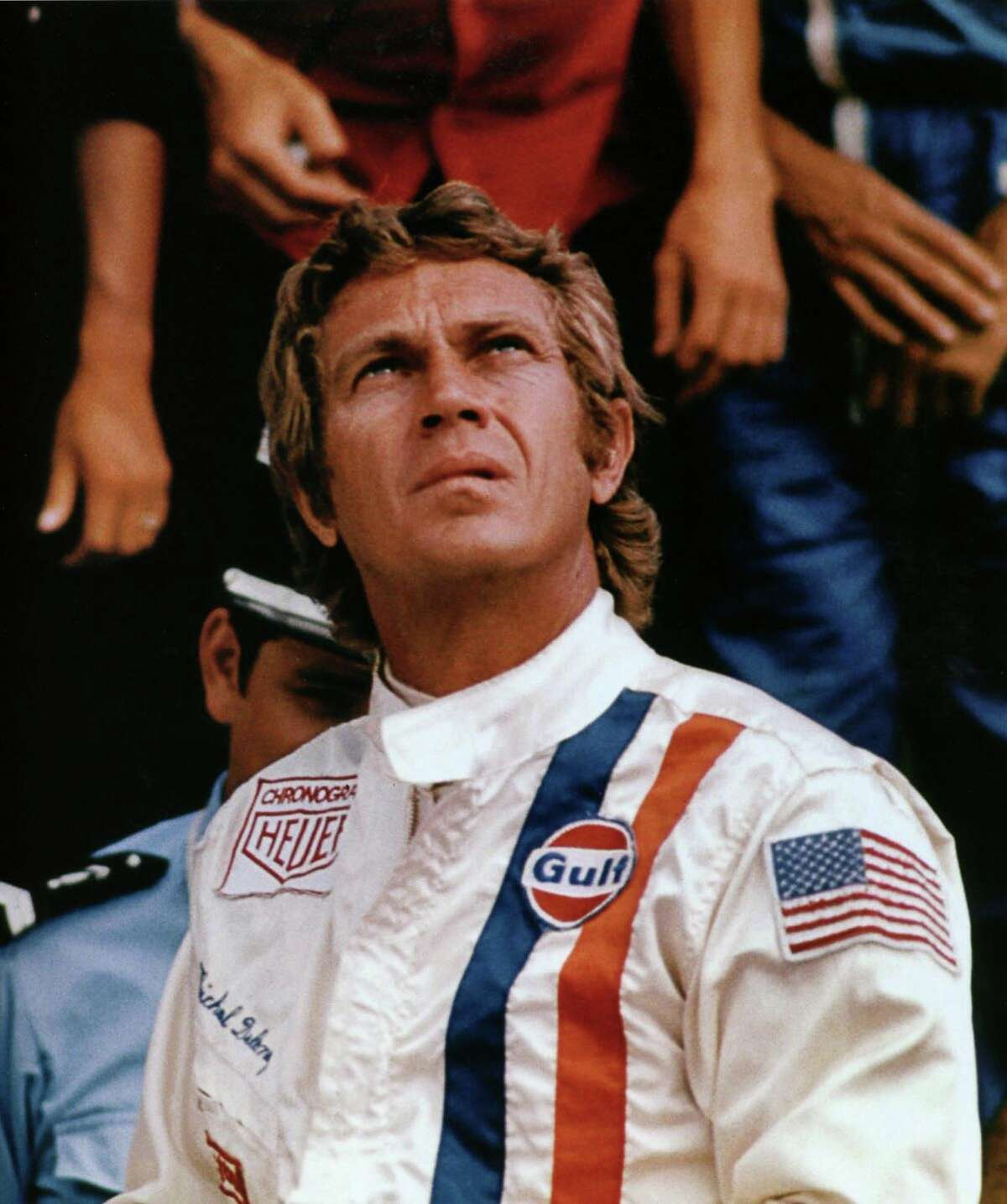 """Steve McQueen did all of his own driving in the 1971 racing drama """"Le Mans,"""" which will be shown at the Ridgefield Playhouse on May 28."""