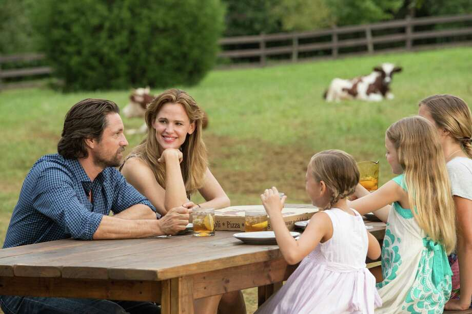 """Miracles from Heaven""earned a score of 65 percent on rottentomatoes.com. Set in Texas, it obviously isn't the only Lone Star State film to get rated on the popular site. Keep clicking to see where your favorite movies set in Texas rank. Photo: Chuck Zlotnick, HONS / Sony Pictures"