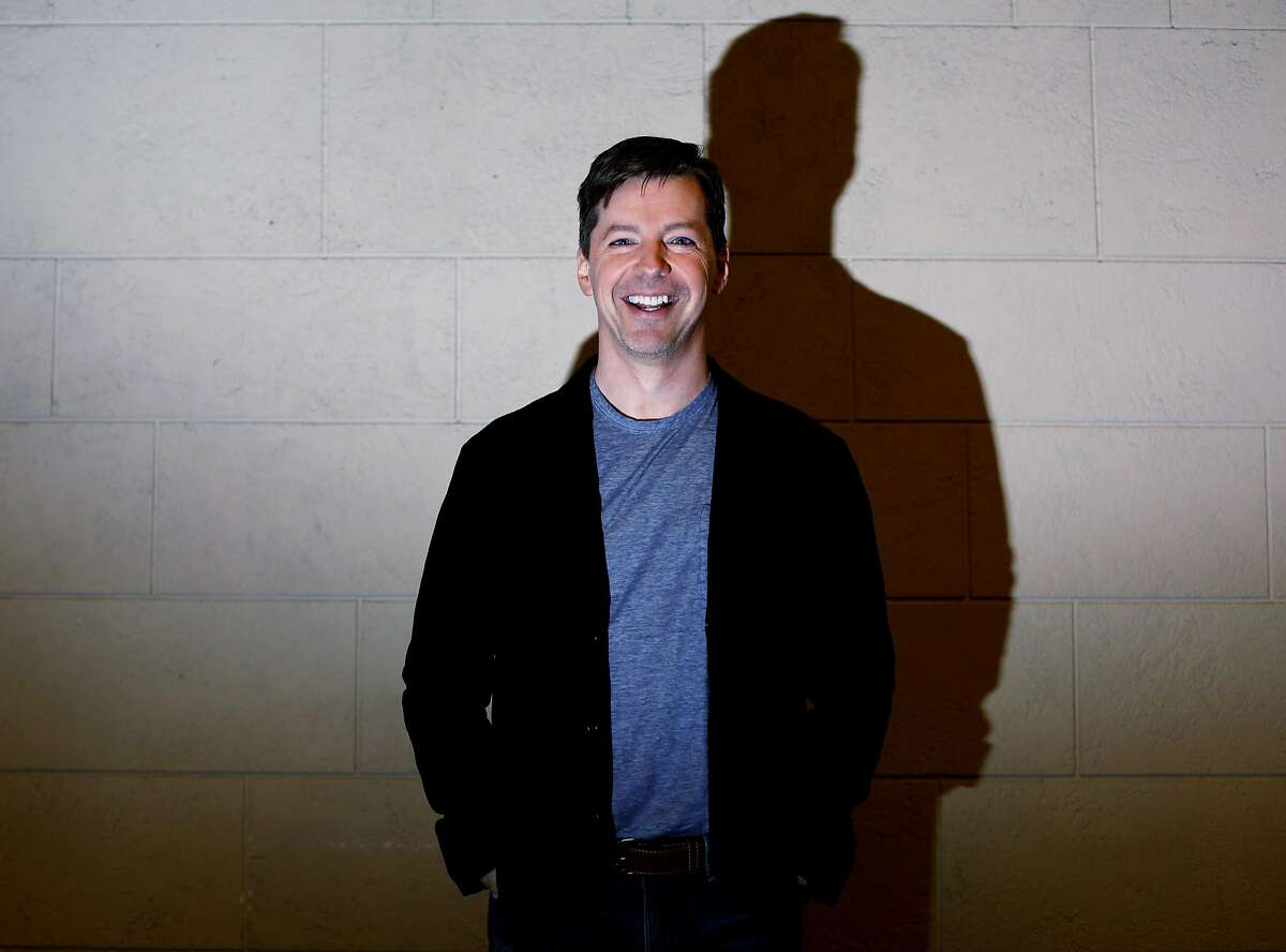 Sean Hayes, who is playing God in