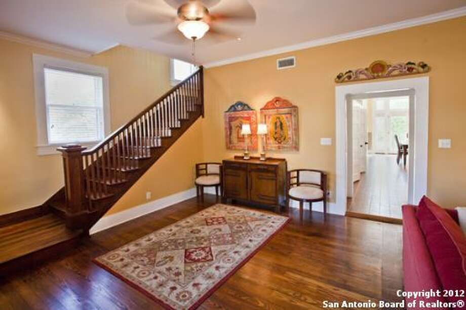 6 historic San Antonio homes for sale that all have a ...