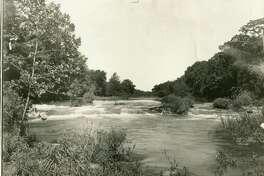 Guadalupe River near Seguin