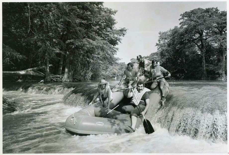 Rafting, fishing, tubing — what would South Texas be without the Guadalupe River? Even the floods feed the legends of the Lone Star state. Click through the slideshow for a list of interesting things to know paired with the some spectacular photos. Photo: San Antonio Express-News