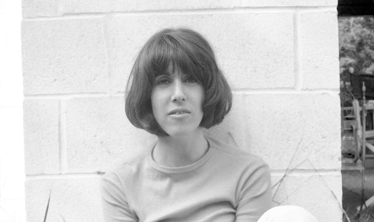 Wit and ambition propelled Nora Ephron, shown in the 1960s.