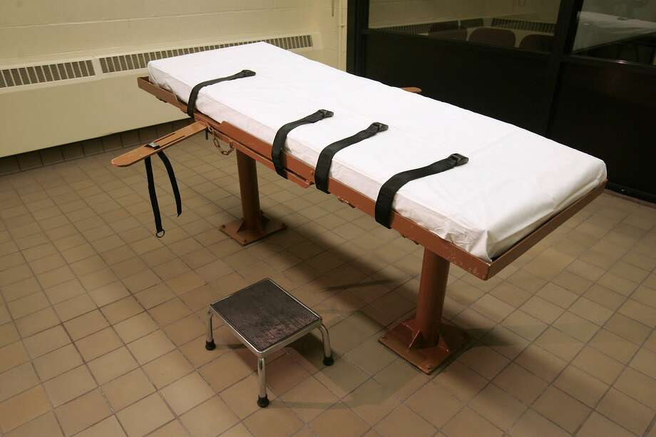 Executions at the prison in Lucasville, Ohio, are on hold until there is a new lethal injection method. Photo: Kiichiro Sato / Associated Press 2005