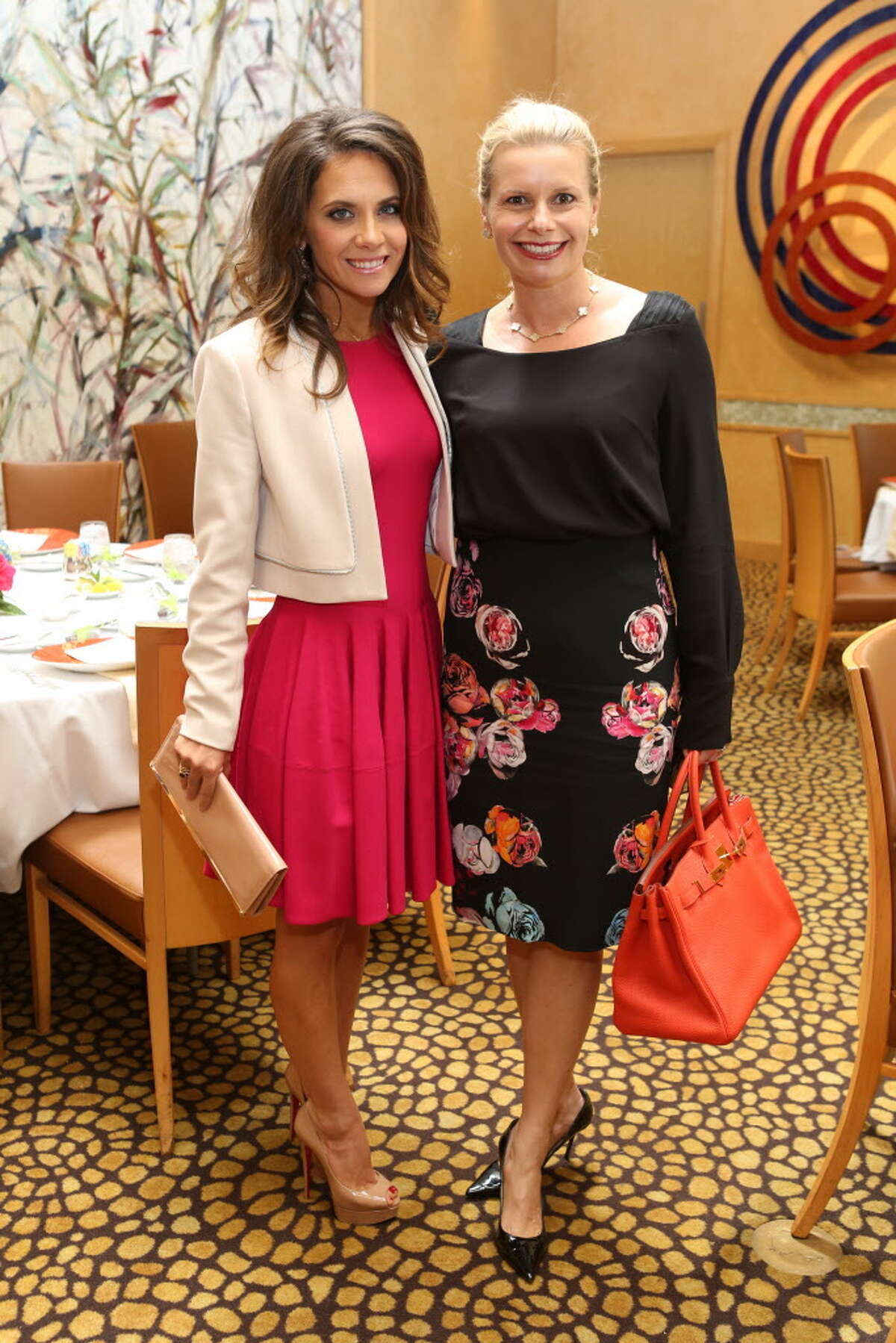 Joanna Marks and Valerie Dieterich