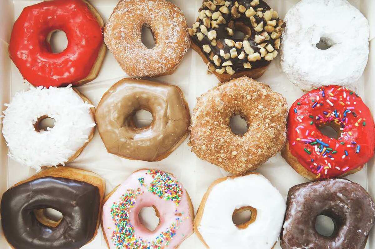 Shipley Do-Nuts: Free glazed donut with any purchase from 5 a.m.-noon 18 locations in the San Antonio area:315 E. Commerce St.,1134 Culebra Road,1240 Austin Hwy.,823 Lockhill Selma,5253 Walzem Road; more locations at shipleydonuts.com