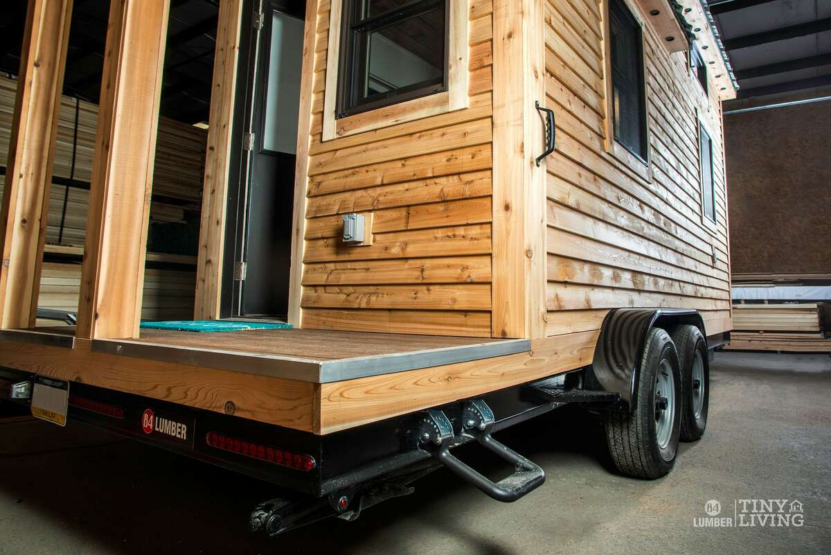 84 Lumber is getting into the tiny home game with a collection of blueprints for both DIYers and turnkey assembly.