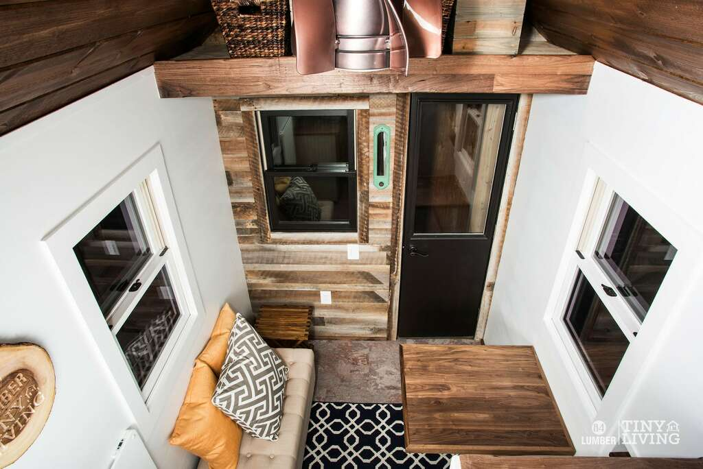Affordable tiny homes introduced for diyers starting at just under 84 lumber is getting into the tiny home game with a collection of blueprints for both malvernweather Image collections