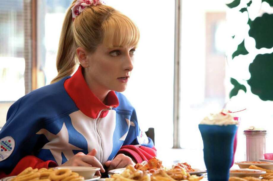 "Melissa Rauch stars in ""The Bronze,"" which she also co-wrote. Photo: Sony Pictures Classics / Newsday"