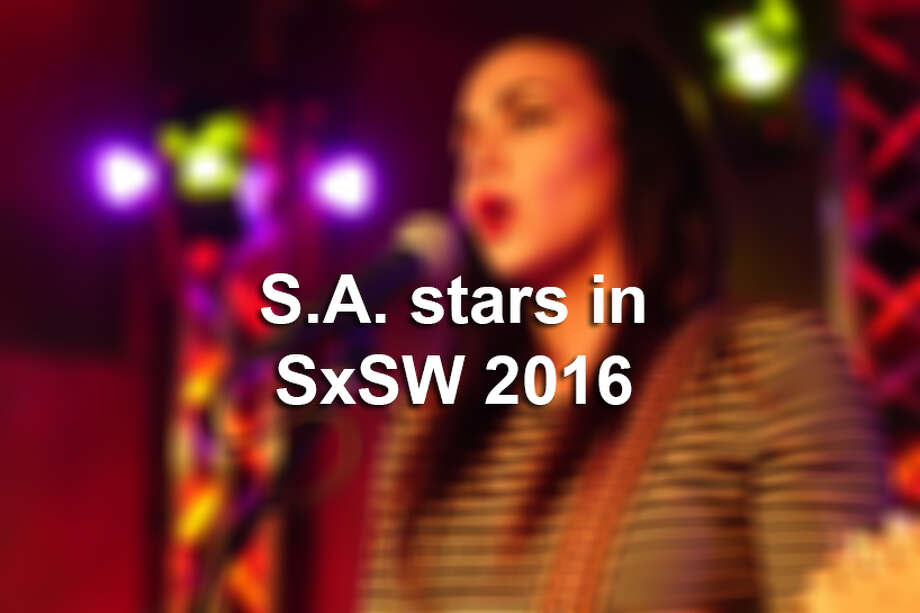 Click ahead to see other San Antonio artists performing in SxSW in 2016.