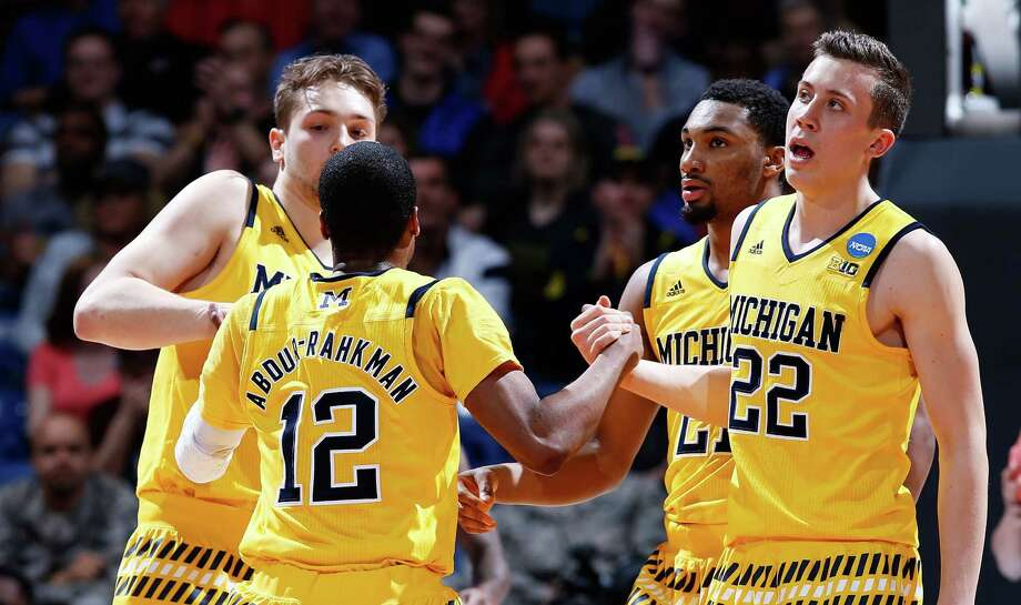 East Region(11) Michigan 67, (11) Tulsa 62 Photo: Joe Robbins, Getty Images / 2016 Getty Images