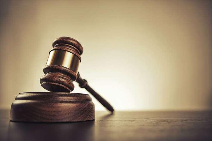 File photo of court room gavel. gavel