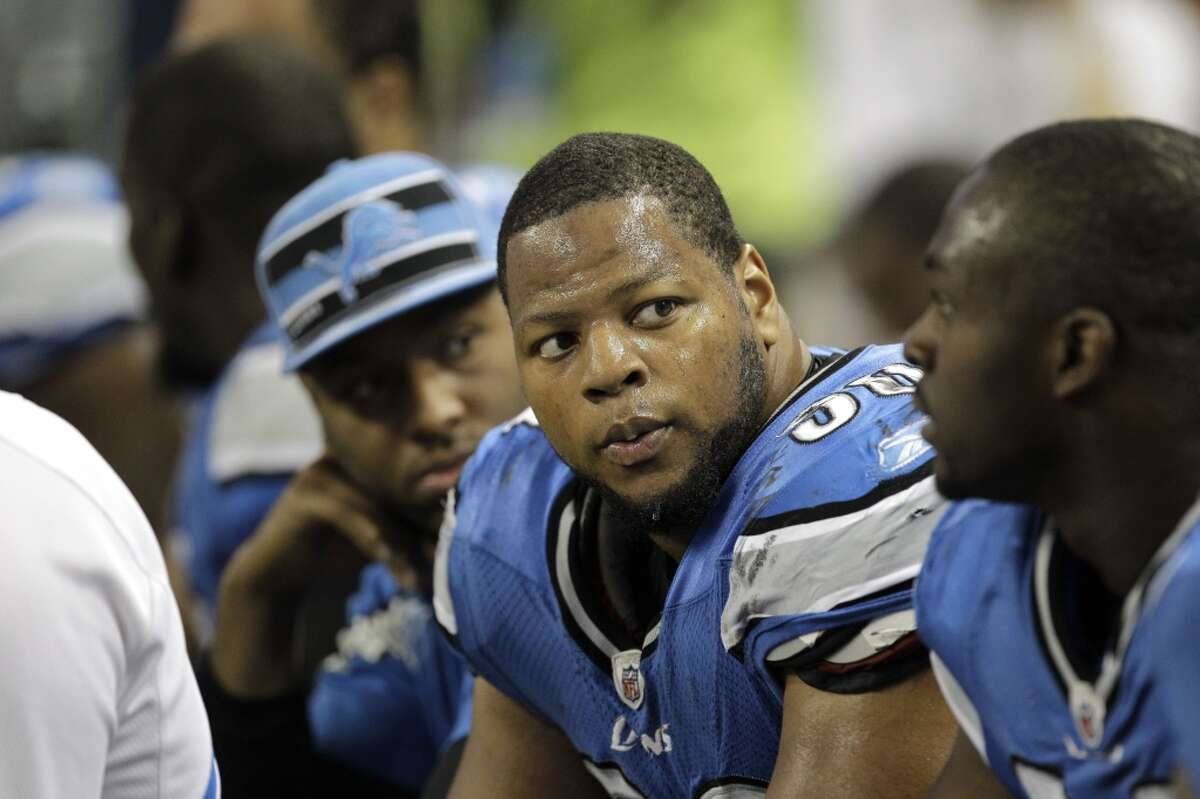DT Ndamukong Suh - Detroit to Miami: Suh signed a contract worth $60 million guaranteed, making him the highest paid defensive player in the league. His 60 tackles and six sacks were decent, however, he was barely above the average for defensive-line performance.