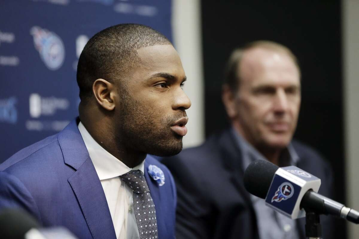 RB DeMarco Murray - Philly to Dallas: Murray never fit in Chip Kelly's system and might have been the biggest free agent bust last year. He was dealt to Tennessee this month. Murray signed for $21 million up front with the Eagles but could not leave fast enough.