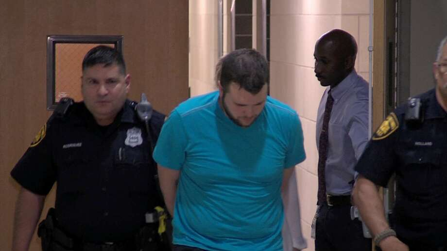 Jared Anderson, 28, is suspected of encouraging teens to perform sexual acts at parties he hosted at his home over the course of several months, according to the San Antonio Police Department. Photo: 21 Pro Video