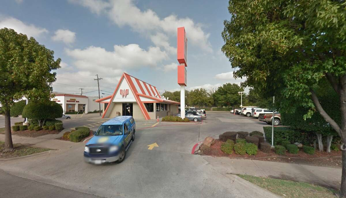A security guard at a Whataburger in Dallas shot and killed a 19-year-old man who apparently tried to rob him at gunpoint early Thursday morning, Dallas police said.