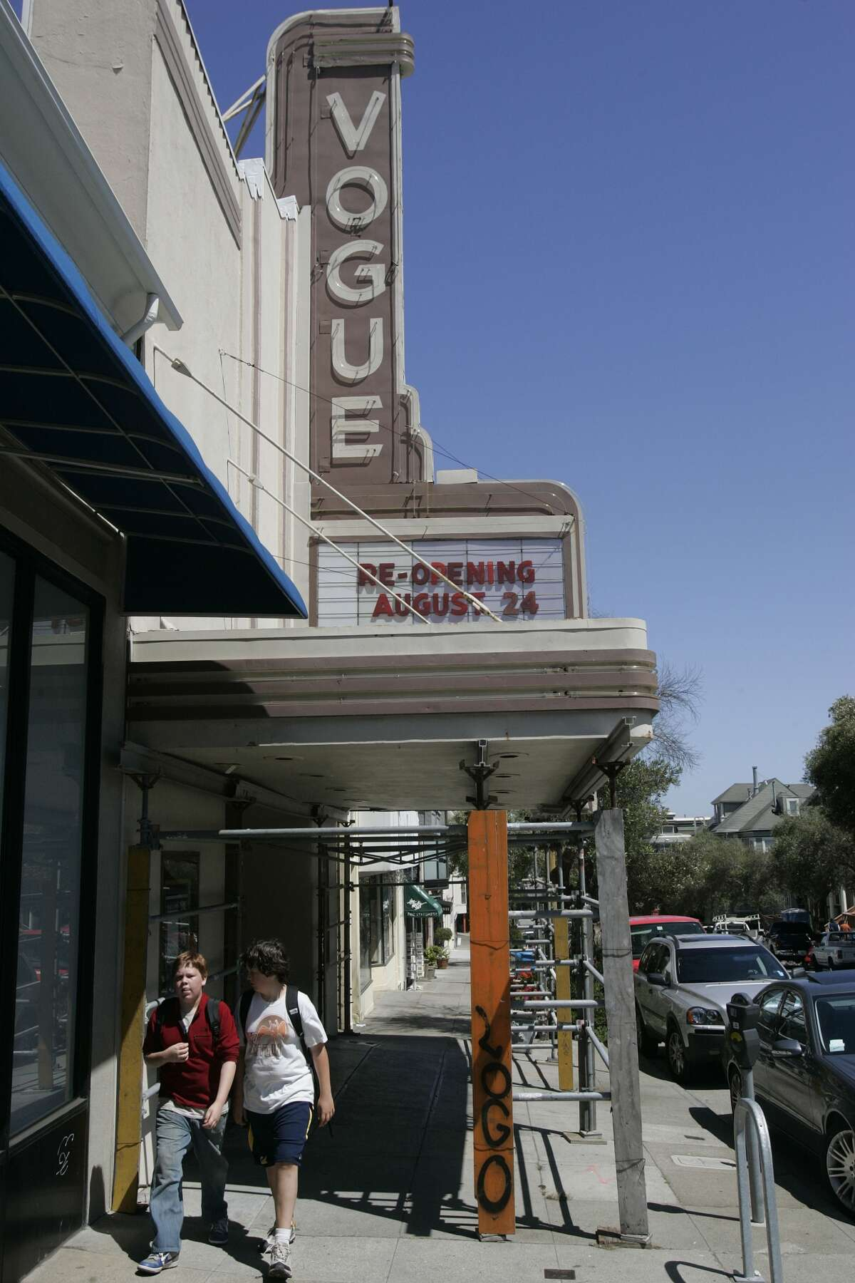 In an event organized by a group of Satanists, the Vogue Theatre in San Francisco will screen 2015 indie flick