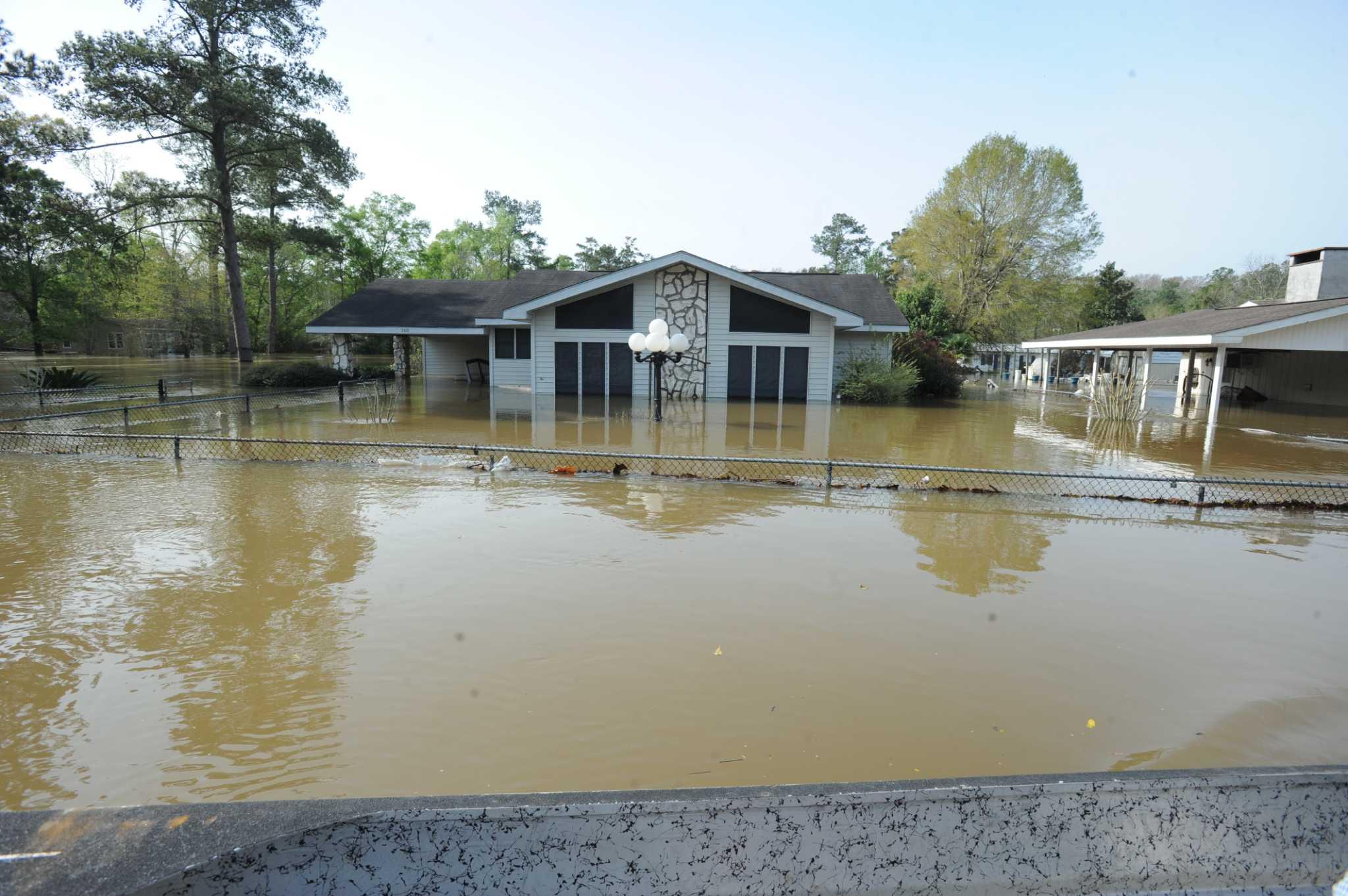 deweyville still mending from 2016 flood