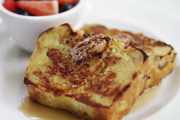 French toast at The Bread Box