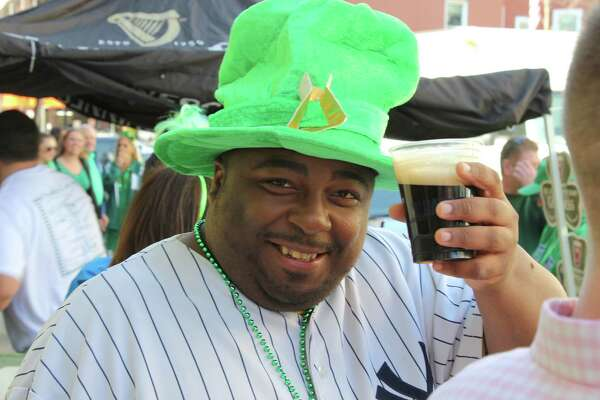 Were you SEEN at the annual Bridgeport St. Patrick's Day parade on March 17, 2016?