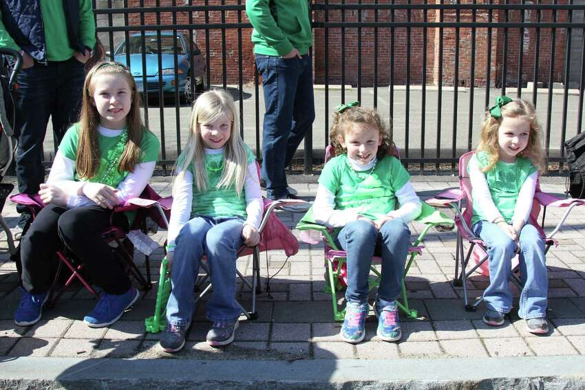 Were you SEEN at the annual Bridgeport St. Patrick's Day parade on March 17, 2016? View more photos here.