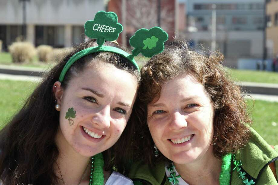 Were you SEEN at the annual Bridgeport St. Patrick's Day parade on March 17, 2016? Photo: Derek T.Sterling, Hearst Connecticut Media