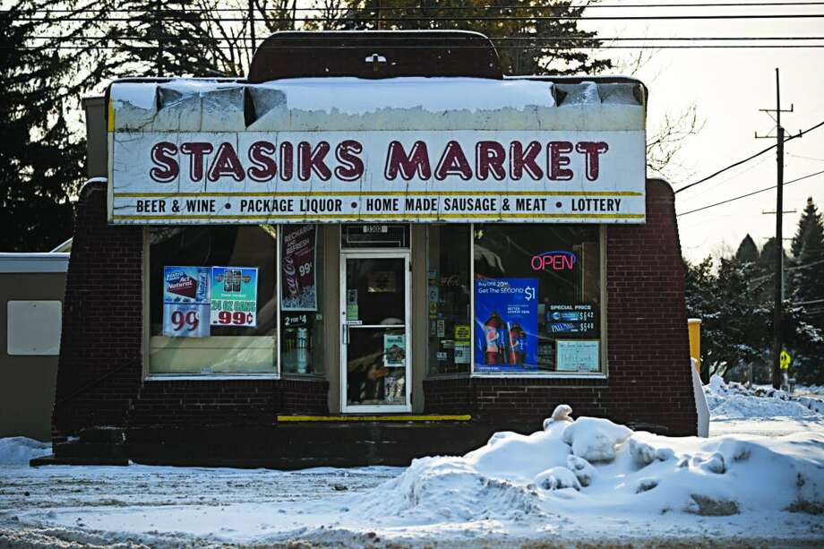 Stasiks Market has been in operation for some 70 years in Midland. Photo: Erin Kirkland/Midland Daily News