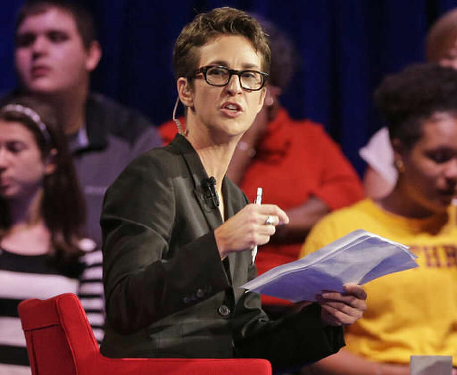 MSNBC's Rachel Maddow is hosting a special televised town hall meeting from Flint on Wednesday.
